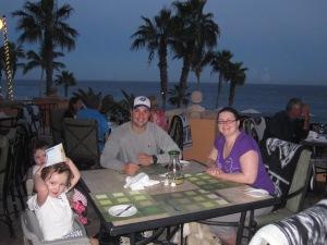 Dinner 1 Cabo